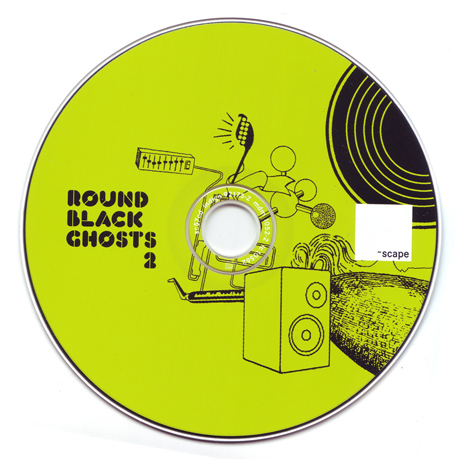 Round Black Ghosts Vol. 02