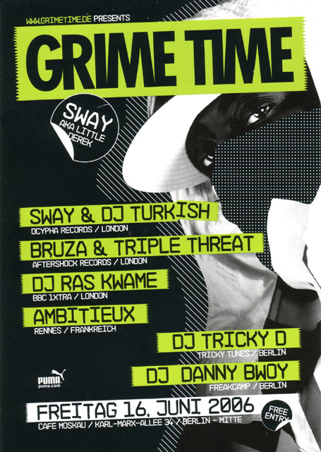 grime time 16.06.