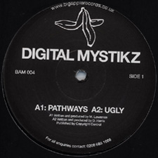 Digital Mystikz - BAM 004 - Side A)
