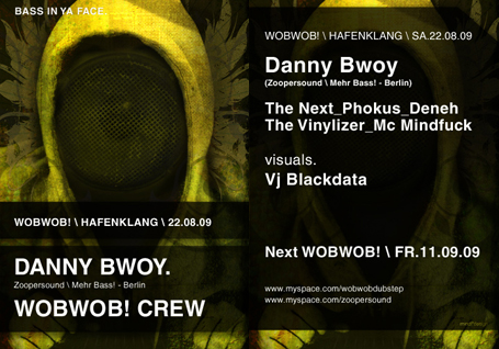 WobWob! Flyer